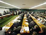 Sessão do Conselho de Ética parou o Congresso Nacional