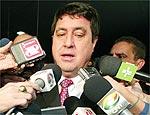 O líder do PMDB na Câmara, deputado José Borba (PR)