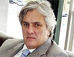 O presidente da CPI dos Correios, Delcio Amaral