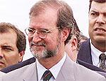 O presidente do PSDB, Eduardo Azeredo