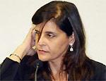 Simone Vasconcelos em depoimento à CPI