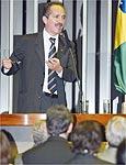 O deputado Aldo Rebelo (PC do B-SP)