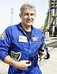 Marcos Pontes vestirá macacão na ISS