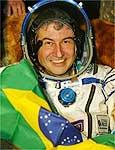 Astronauta Marcos Pontes.