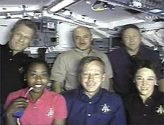 Tripulantes do Discovery encerram missão hoje