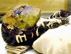 As múmias são a grande atração do museu