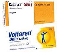 Voltaren tem como princípio ativo o diclofenaco, que aumenta os riscos de um ataque cardíaco