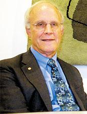 David Gross, Nobel de Física 2004