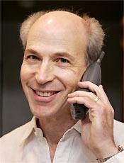 Roger Kornberg, 59, é filho de um ganhador do Nobel de Medicina