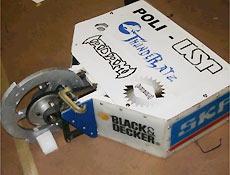 Protótipo da equipe Thunderatz