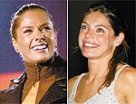Adriane Galisteu e Daniella Cicarelli estão na mira do Fisco