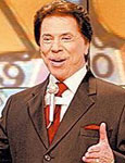 """O """"ídolo"""" Silvio Santos"""