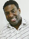 O cantor Netinho, que agrediu Vesgo