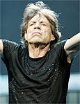 Jagger está empolgado com a vinda ao Brasil