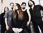 O grupo americano Dream Theater