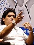 El Diego volta em 2006
