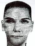 Polícia divulga retrato-falado de suspeito