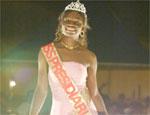 A angolana Angelica Mazua, eleita Miss Penitenciária 2005