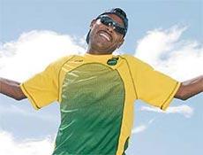 O cantor de funk MC Colibri, preso sob suspeita de envolvimento com o tráfico de drogas no Rio