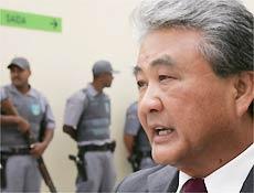 Nagashi Furukawa, que deixou a Secretaria da Administração Penitenciária de São Paulo