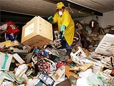 Idosa espanhola guardava 250t de lixo em casa em bairro nobre de São Paulo