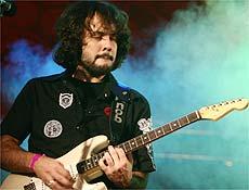 O guitarrista Rodrigo Netto, do Detonautas, morto em uma tentativa de roubo no Rio