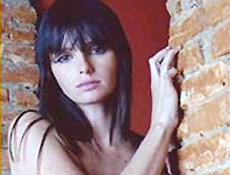 A modelo Ana Carolina Reston Macan, morta aos 21 anos em decorrência de anorexia
