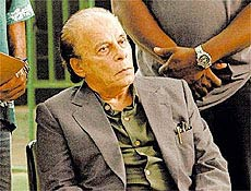 """Jece Valadão em cena da série """"Filhos do Carnaval"""" (2006), do canal HBO; veja fotos"""