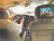 Imagens da TV digital poderão ser vistas em veículos em movimento e em celulares