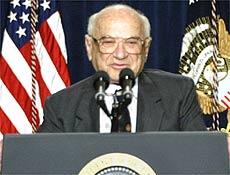 Milton Friedman, 94, morto nesta quinta-feira