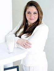 A médica Érica Monteiro critica o uso indevido de produtos naturais