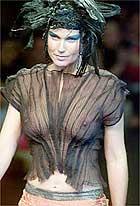 Veja fotos de Xuxa no Morumbi Fashion, de julho