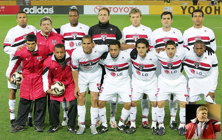 São Paulo - Mundial 2005