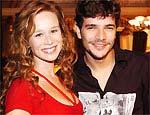 Mariana Ximenes e Daniel de Oliveira, casal protagonista