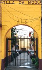 Entrada da Villa da Mooca