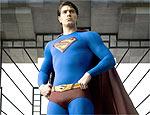 Desconhecido Brandon Routh faz papel de Super-Homem