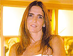 Malu Mader, 38, foi internada em SC após sofrer mal súbito