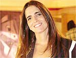Malu Mader, 38, � operada para retirar cisto da cabe�a