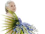 Dona Margarida, 82, é modelo com mais idade