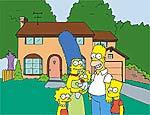 Família Simpson faz sátira da família norte-americana