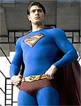 """Estúdio vai """"maquiar"""" sunga de Superman"""