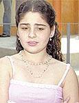 A atriz Marcela Barrozo