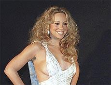 Mariah Carey voltou às paradas em 2005