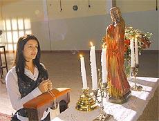 Bianca Castanho interpreta Cristina