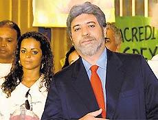 Foto de Bussunda sem sorriso, meio sério, era rara. Só quando parodiava presidente Lula