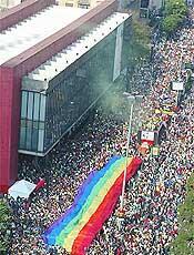 Multidão de 2,5 milhões foi às ruas. Organização aponta 3 milhões