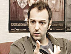 O cineasta uruguaio Juan Pablo Rebella, que morreu na quarta-feira aos 32 anos