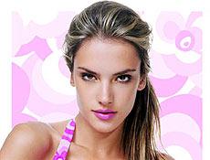 Mercado estima que Alessandra Ambrósio receba US$ 800 mil da Victoria's Secret