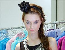 J�ssica foi descoberta em um curso de modelos em sua cidade natal, Bento Gon�alves