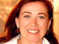 Marta (L�lia Cabral) possui manias de grandeza